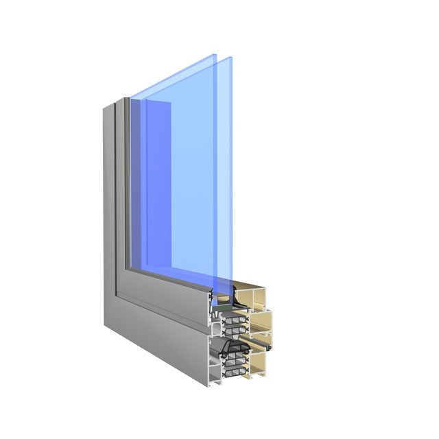 infissi in alluminio Superial